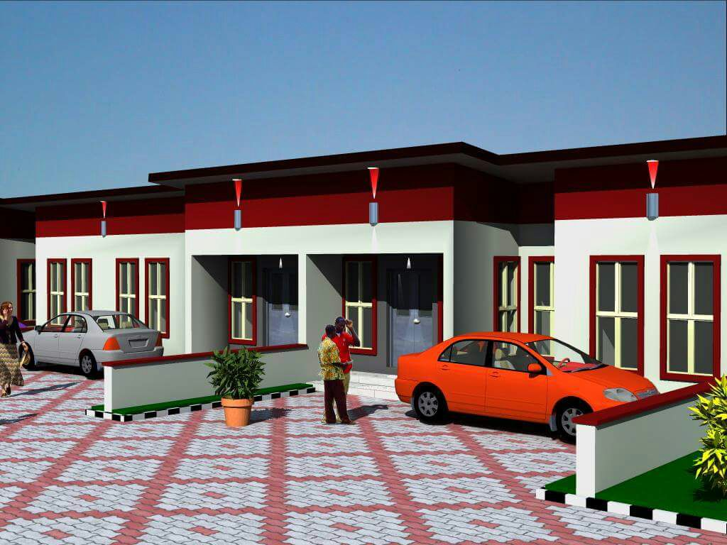 Bungalow Houses For Sale In Lagos Nigeria 2 3 Bedrooms